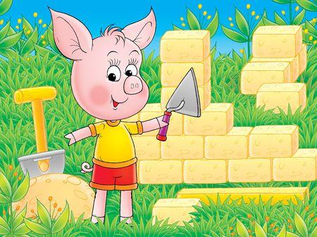 kiddish: Little Builder