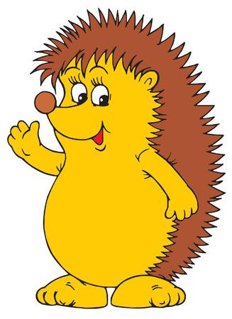 kiddish: Hedgehog