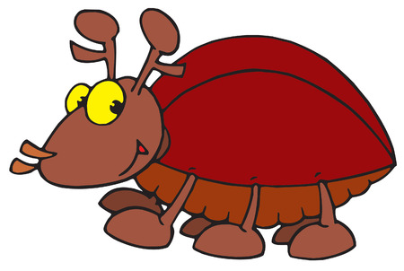 Beetle Stock Vector - 2631174