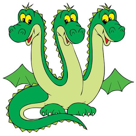 funny image: Dragon