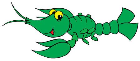 kiddish: crayfish