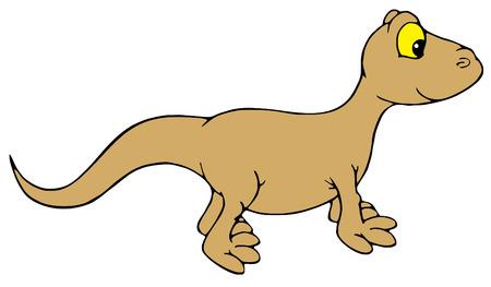 Dinosaur Stock Vector - 2631196