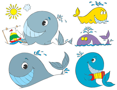 zoological: Whales