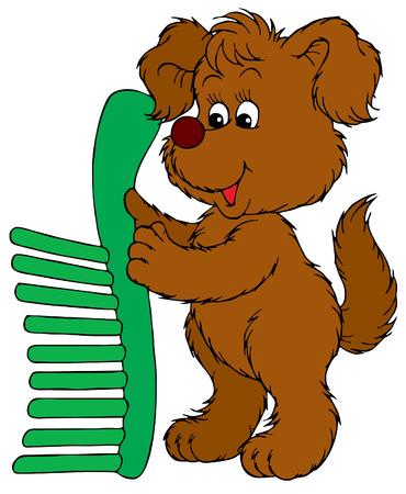 childishness: Pup