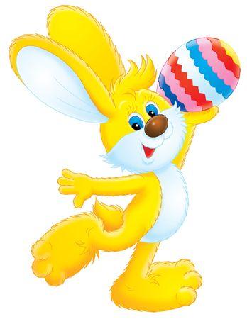 �Feliz Pascua!  Foto de archivo - 2739526