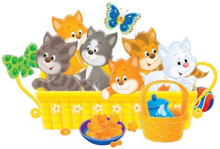 Kittens Stock Photo - 2966886