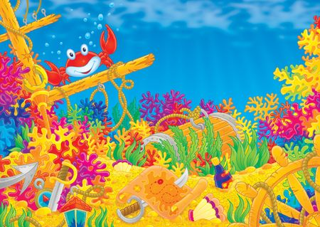 Coral reef Stock Photo - 2966918