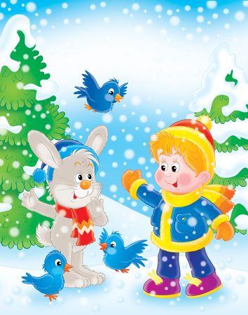 Winter Stock Photo - 2966923