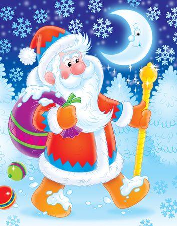 Santa Clause Stock Photo - 2966925