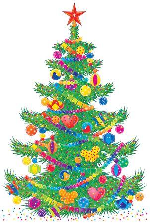 weihnachten tanne: Weihnachtsbaum