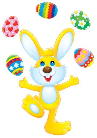 Happy Easter!  Banque d'images - 2967032