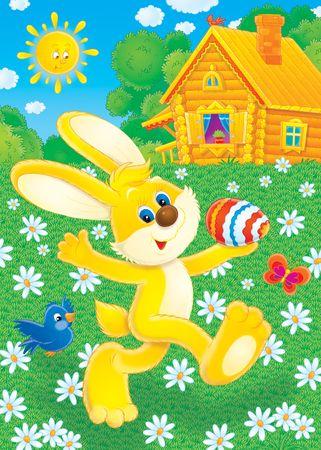 Happy Easter! Stock Photo - 2967036