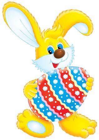 ¡Feliz Pascua!  Foto de archivo - 2967038