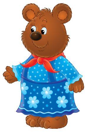 She-bear Stock Photo - 3103510
