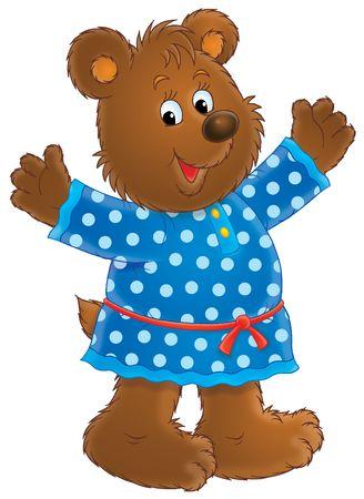 villager: Bear