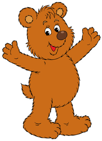Bear Stock Vector - 3102233