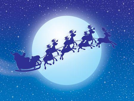 Night before Christmas Stock Photo - 3701689