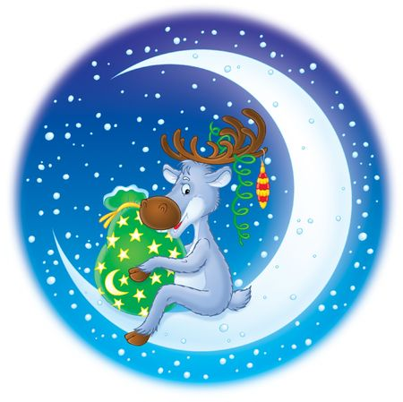absurd: Christmas Reindeer