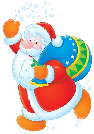 Santa Claus Stock Photo - 3769090