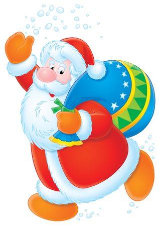 Santa Claus Foto de archivo - 3769090