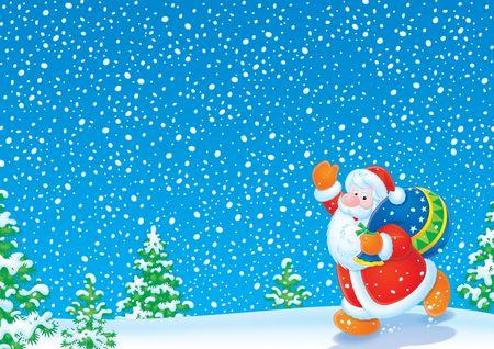 Santa Claus Stock Photo - 3769091