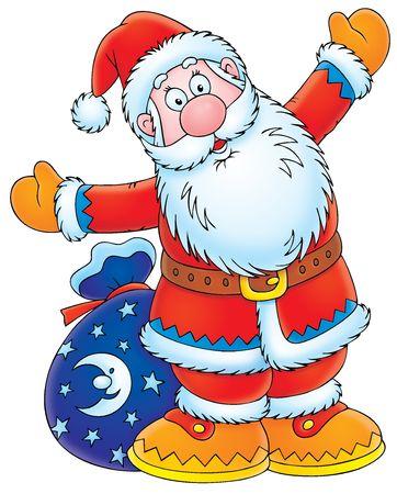 Santa Claus Stock Photo - 3871961
