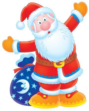 Santa Claus Stock Photo - 3886689