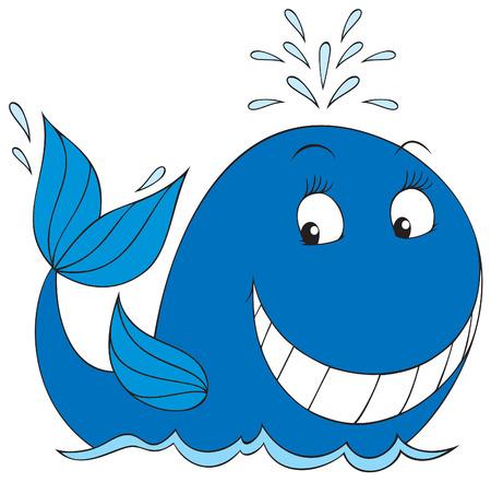 ballena azul: Ballena