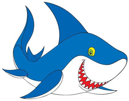 Shark Stock Vector - 5468258
