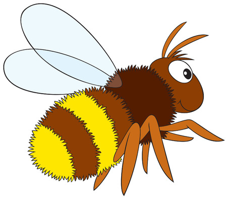 comic wasp: Bumblebee