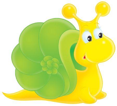 hexapod: Snail