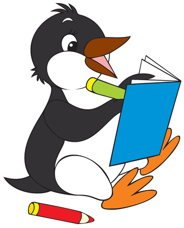 Penguin Stock Vector - 6487355