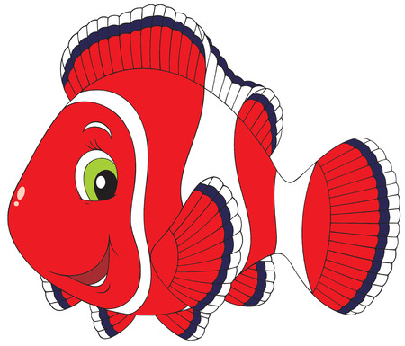 Anemonefish Vector