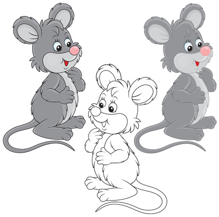 cartoon mouse: Mouse