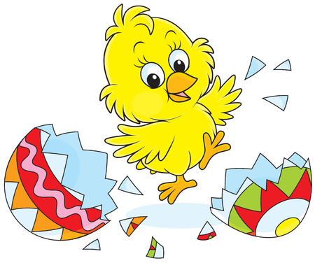 paschal: Easter Chick
