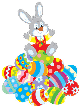 colorfully: Easter Bunny