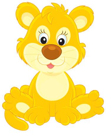 whelp: Little lion