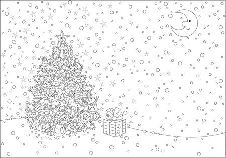 christmassy: Christmas background