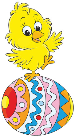 sprightly: Easter chick