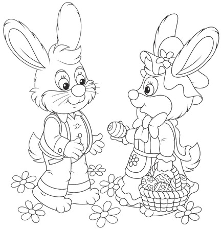 cottontail: Easter Bunnies