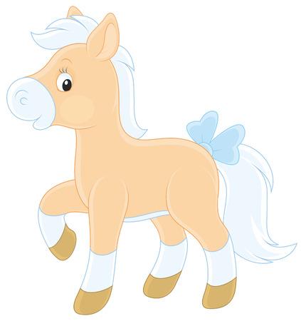 colt: Pony Illustration