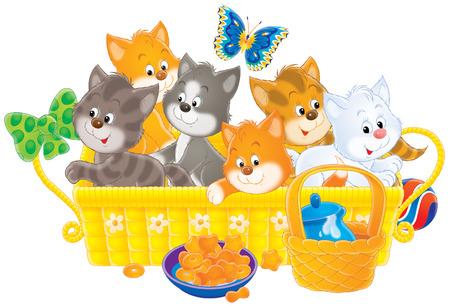 brood: Kittens