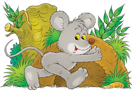thickets: Mouse