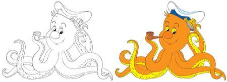 ahtapot: Octopus Captain