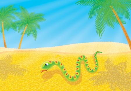 asp: Snake