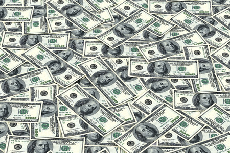 money background: Money background from dollars usa. Business concept
