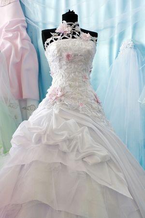 shoppe: Wedding dress