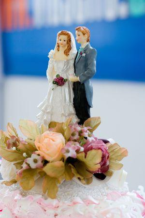 receptions: Wedding cake