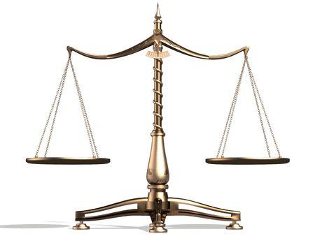balanza justicia: Escalas del lat�n