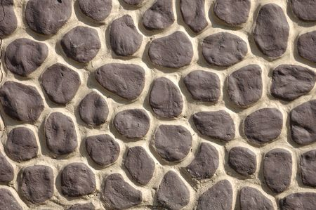 cladding tile: Stone finished wall texture background